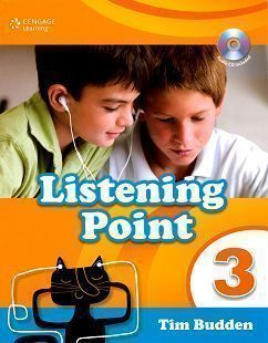 Listening Point (3) with MP3 CDs/2片
