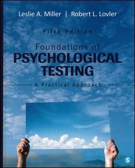 Foundations of Psychological Testing: A Practical Approach 5/e (H)