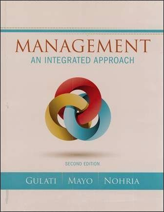 Management Integrated Approach 2/e