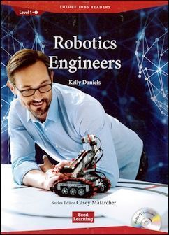 Future Jobs Readers 1-1: Robotics Engineers with Audio CD