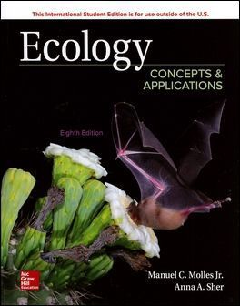 Ecology: Concepts and Applications 8/e
