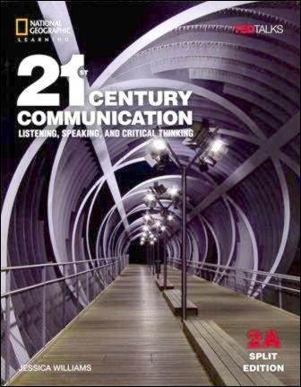 21st Century Communication (2A) Student Book with Online Workbook Sticker Code