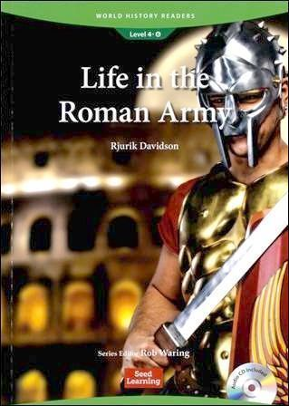 World History Readers (4) Life in the Roman Army with Audio CD/1片