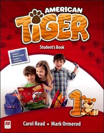 American Tiger (1) Student's Book with Access Code