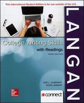 College Writing Skills with Readings 10/e