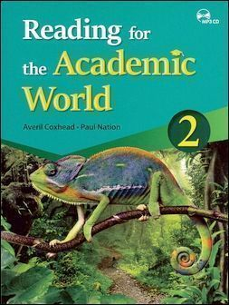 Reading for the Academic World (2) with MP3 CD/片 and Answer Key