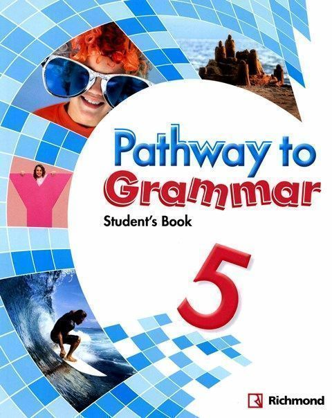 Pathway to Grammar (5) Student's Book with Audio CD/1片