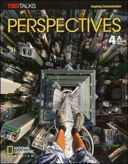 Perspectives (4A): Combo Split (Includes Units 1-5 of the Student Book and Workbook)