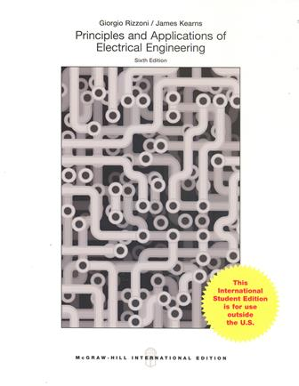 Principles and Applications of Electrical Engineering 6/e