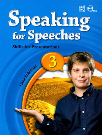 Speaking for Speeches 3: Skills for Presentations with MP3 CD/1片