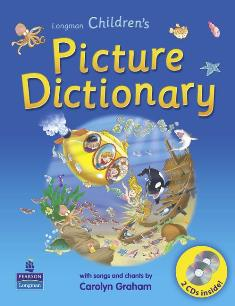Longman Children's Picture Dictionary with CDs/2片