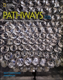 Pathways (3A): Listening, Speaking, and Critical Thinking 2/e