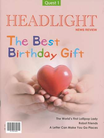Headlight (Quest 1) The Best Birthday Gift with CD/1片