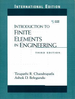 Introduction to Finite Elements in Engineering 3/e