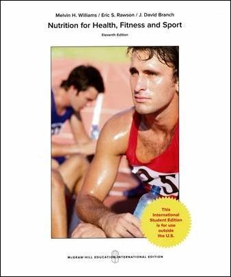 Nutrition for Health, Fitness and Sport 11/e