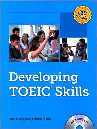 Developing TOEIC Skills with MP3 CD/1片