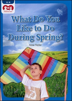 Chatterbox Kids 33-2 What Do You Like to Do During Spring?