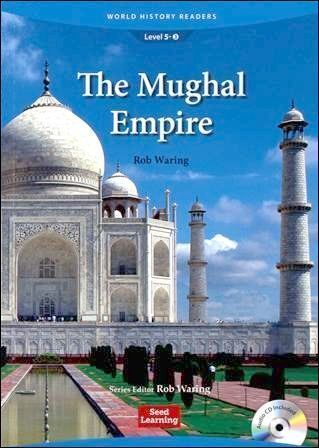 World History Readers (5) The Mughal Empire with Audio CD/1片