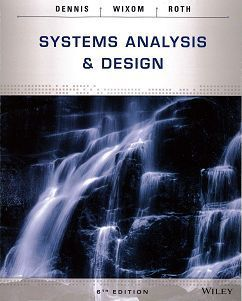 Systems Analysis and Design 6/e