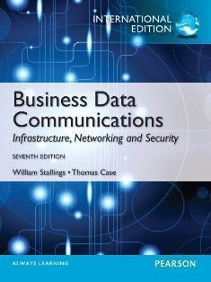 Business Data Communications 7/e