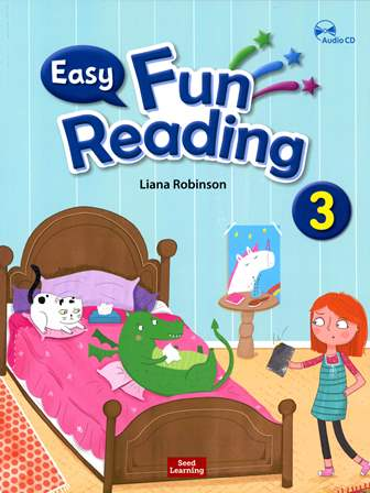 Easy Fun Reading (3) Student book with Workbook and Audio CD/片