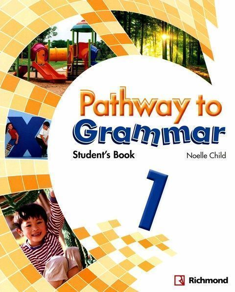Pathway to Grammar (1) Student's Book with Audio CD/1片