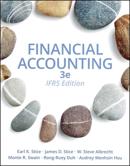 Financial Accounting 3/e IFRS Edition