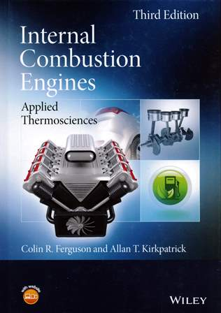 Internal Combustion Engines: Applied Thermosciences 3/e