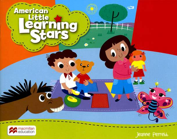 American Little Learning Stars Student's Book