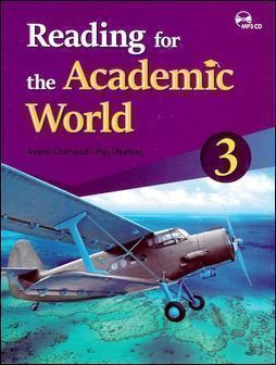 Reading for the Academic World (3) with MP3 CD/片 and Answer Key