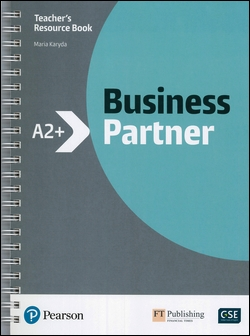 Business Partner A2+ Teacher's Resource Book with MyEnglishLab