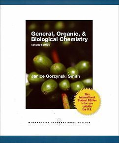 General, Organic, and Biological Chemistry 2/e