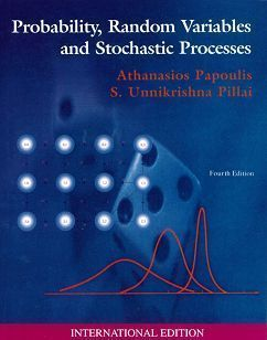 Probability, Random Variables and Stochastic Processes 4/e