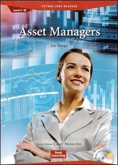 Future Jobs Readers 1-5: Asset Mangers with Audio CD