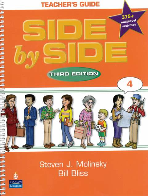 Side by Side (4) 3/e Teacher's Guide Revised