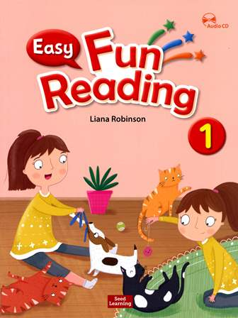 Easy Fun Reading (1) Student book with Workbook and Audio CD/片