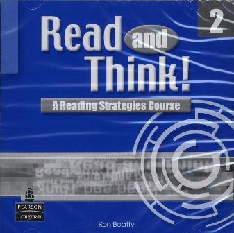 Read and Think! (2) Audio CD/1片 Updated Version
