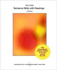 Sentence Skills with Readings 5/e (International Student Edition)