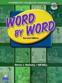 Word by Word 2/e Intermediate Vocabulary Workbook with Audio CDs/2片