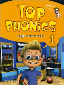 Top Phonics (1) Student Book with APP