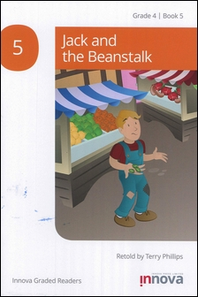Innova Graded Readers Grade 4 (Book 5): Jack and the Beanstalk