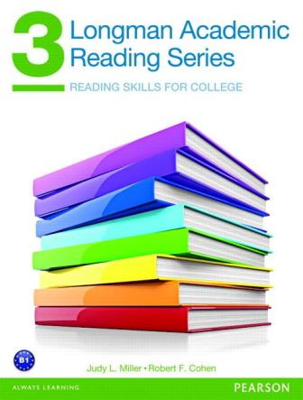Longman Academic Reading Series (3): Reading Skills for College