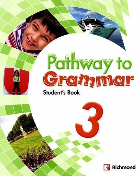 Pathway to Grammar (3) Student's Book with Audio CD/1片