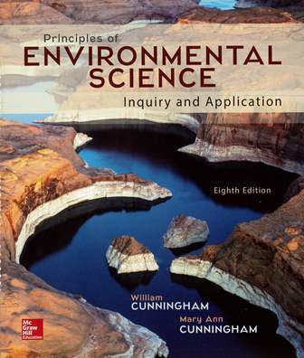 Principles of Environmental Science: Inquiry and Application 8/e
