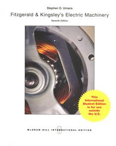 Fitzgerald and Kingsley's Electric Machinery 7/e