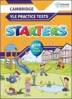 Cambridge YLE Practice Tests Starters Student's Book with MP3 Audio CD and Answer Key (Sterling English)