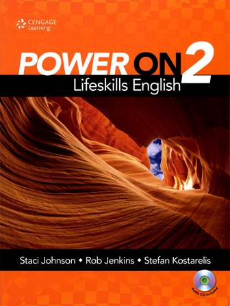 Power On 2: Lifeskills English with DVD/1片