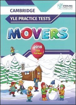 Cambridge YLE Practice Tests Movers Student's Book with MP3 Audio CD and Answer Key (Sterling English)