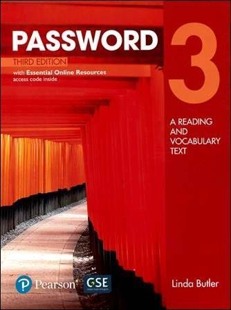 Password 3/e (3): A Reading and Vocabulary Text with Essential Online Resources