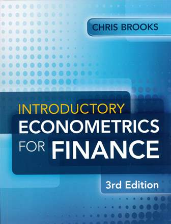 Introductory Econometrics for Finance 3/e